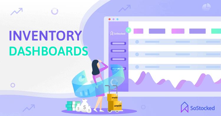 Amazon Inventory Management Dashboard
