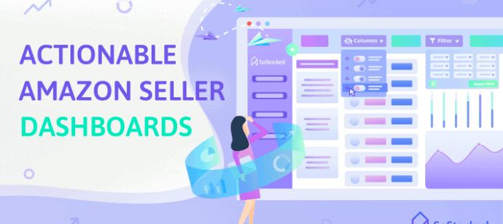Amazon Seller Dashboards