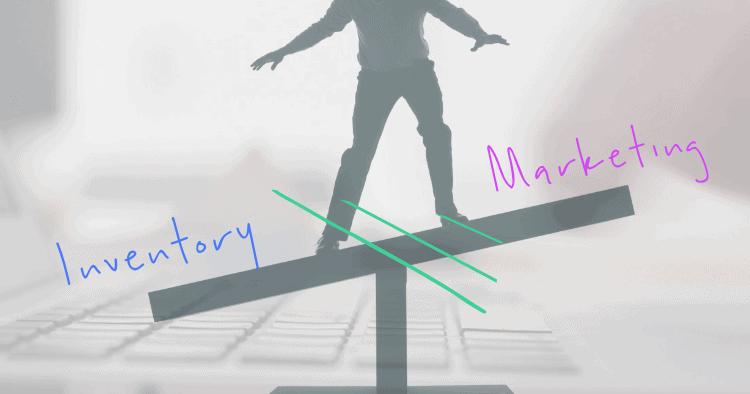 Balance Amazon Marketing And Inventory And Profits