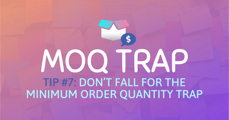 Minimum Order Quantity Strategy Amazon Supplier Negotiations