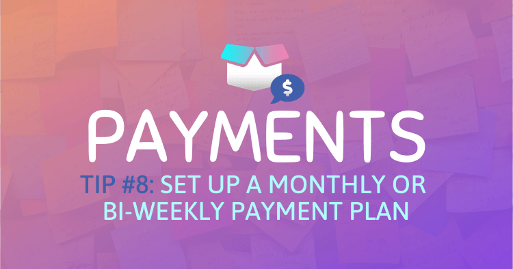 Payment Plan Strategy for Amazon Supplier Negotiation