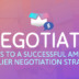 Amazon Supplier Negotiation Strategy