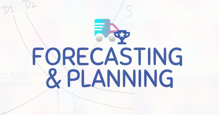 Amazon Forecasting and Planning Best Practices