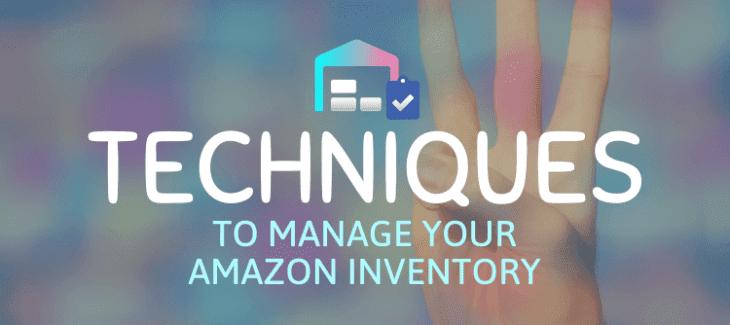 Amazon Inventory Tips