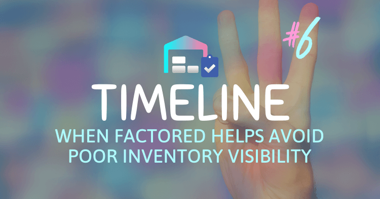 Amazon Inventory Management Timeline Technique for Managing Inventory
