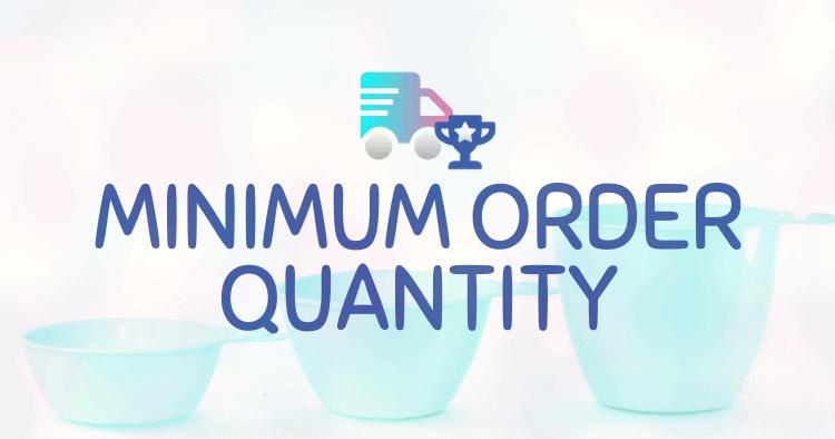 Amazon Minimum Order Quantity Best Practices Logistics