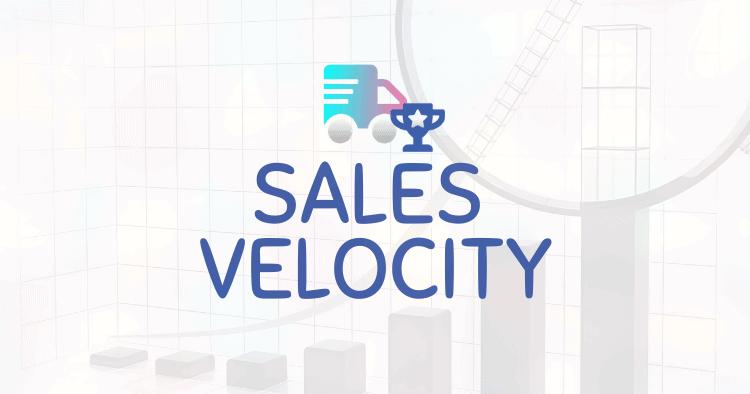 Amazon Sales Velocity Best Practices Logistics