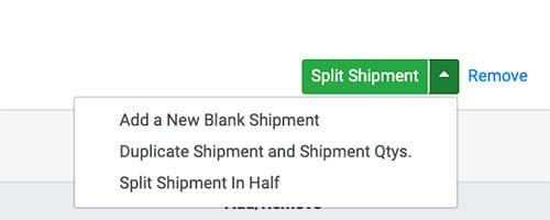 Split Shipments SoStocked Software Review
