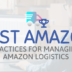 Amazon logistics best practices