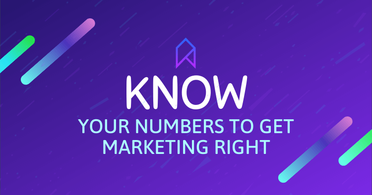 Know Your Number to Get Marketing on Amazon Right