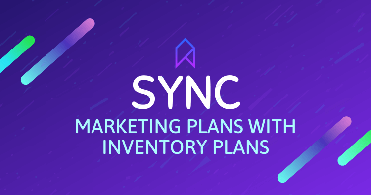 Sync Your Amazon Marketing With Inventory Plans