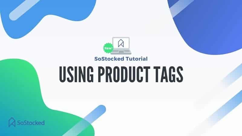 Using Product Tags