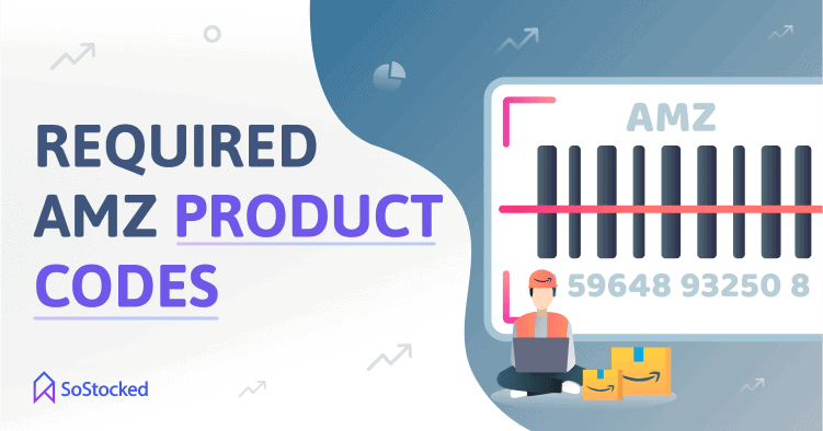 What Amazon Product Codes Are Required for Amazon Sellers