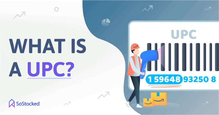 What is a UPC Universal Product Code