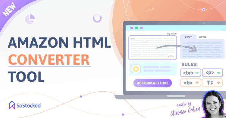 Amazon Product Description HTML Converter Tool