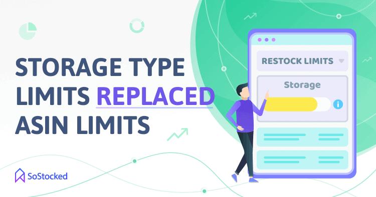 Amazon Storage Type Limits