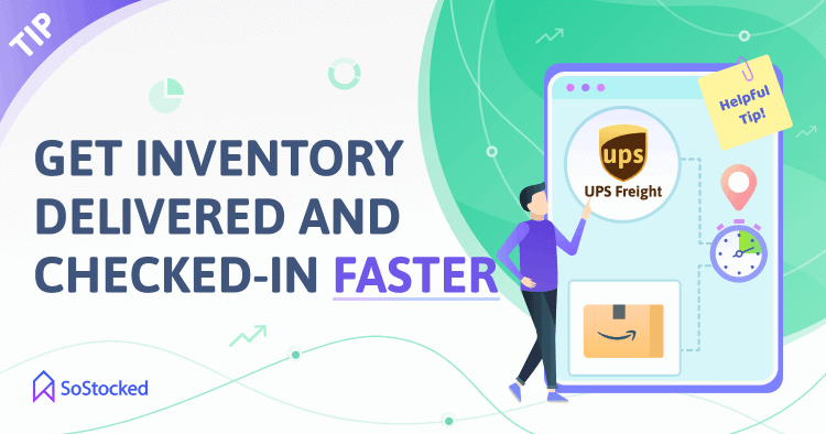 Get Amazon Inventory Delivered and Checked In Faster Restock Limits Tip