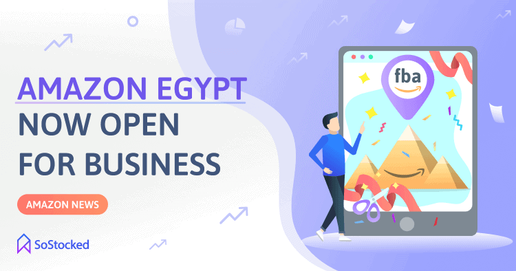 Amazon Egypt Marketplace Now Open For Business
