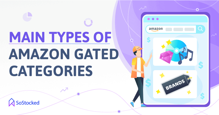 Most Common Types Of Gated Categories On Amazon