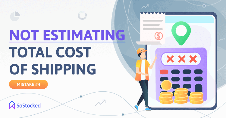 Not Calculating Total Estimated Shipping Cost