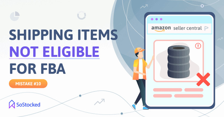 Sending Products Not Allowed In FBA