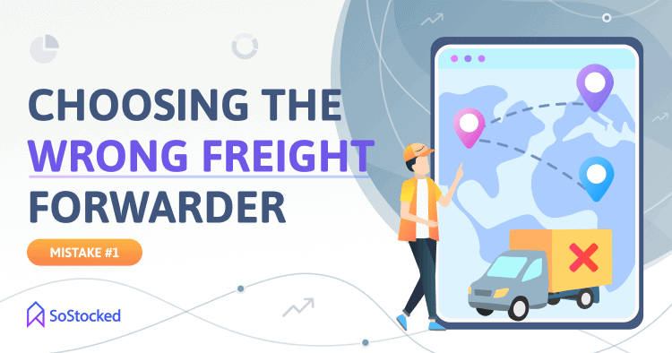 Wrong Freight Forwarder